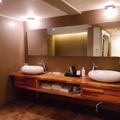 The California Hotel Seoul Seocho 2* Номер Делюкс с 2 отдельными кроватями фото 5