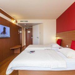 Star Inn Hotel Frankfurt Centrum, by Comfort 3* Стандартный номер с 2 отдельными кроватями фото 2