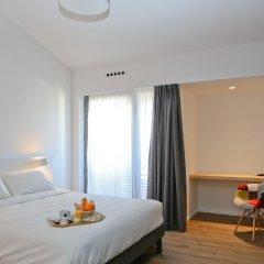 Отель Restaurant Santiago Франция, Хендее - отзывы, цены и фото номеров - забронировать отель Restaurant Santiago онлайн комната для гостей фото 3