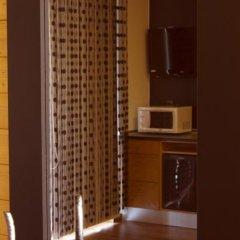 Отель Baluarte Citadino Coxos Beach Lodge сейф в номере