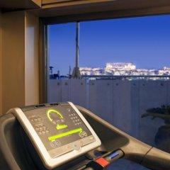 Отель Melia Athens фитнесс-зал фото 4