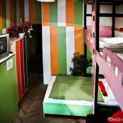 Hostel Budapest Center Стандартный номер с различными типами кроватей фото 16