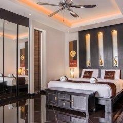 Отель Villas In Pattaya 5* Стандартный номер с различными типами кроватей фото 48