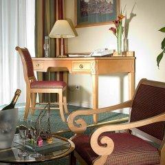 Гостиница Марриотт Москва Гранд 5* Номер Делюкс с различными типами кроватей