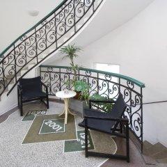 Hostel Mikoláše Alše Прага балкон