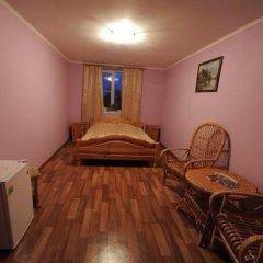 Мини-отель Гостевой двор Стандартный номер двуспальная кровать (общая ванная комната)