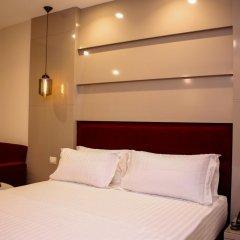 Hotel Luxury 4* Номер Делюкс с различными типами кроватей фото 38