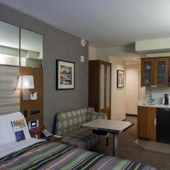 Отель Club Quarters Grand Central 4* Улучшенный номер с различными типами кроватей фото 2