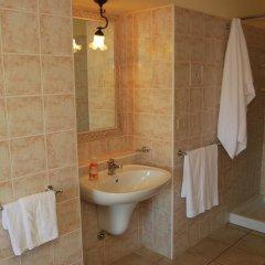 Отель Villa Vetiche Рокка-Сан-Джованни ванная