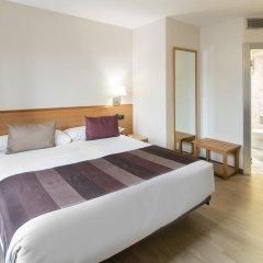 Отель Catalonia Park Güell 3* Стандартный номер с различными типами кроватей фото 14