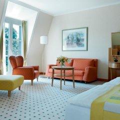 Отель A-ROSA Scharmützelsee 5* Улучшенный номер с различными типами кроватей фото 3
