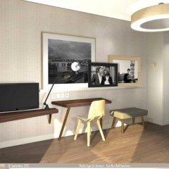 Отель Aparthotel Adagio Edinburgh Royal Mile 4* Студия с разными типами кроватей