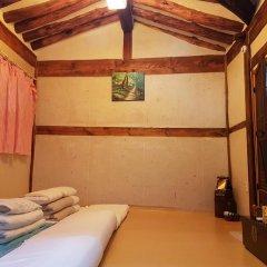 Отель Gong Sim Ga 2* Стандартный семейный номер с двуспальной кроватью
