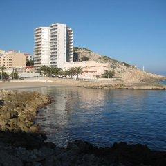 Hotel L'Escala пляж фото 2