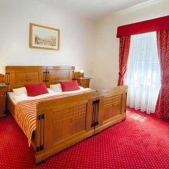 Hotel Waldstein 4* Стандартный номер с двуспальной кроватью фото 2