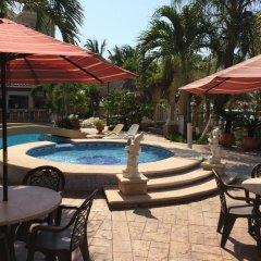 Hotel Quinta Real Луизиана Ceiba бассейн
