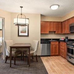 Отель Homewood Suites By Hilton Columbus-Hilliard 3* Люкс