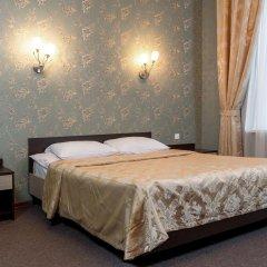 Гостиница Самара Люкс 3* Номер Комфорт двуспальная кровать фото 4