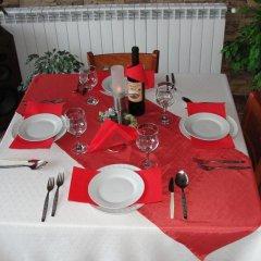 Отель Zasheva Kushta Guesthouse питание
