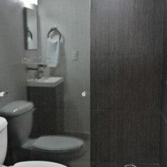 Отель Grupo Kings Suites Monte Chimborazo 537 Мехико ванная