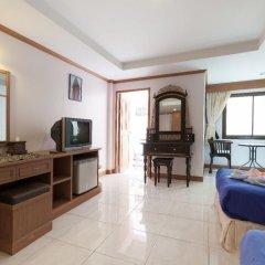 Отель Total-Inn 2* Стандартный номер с 2 отдельными кроватями фото 5