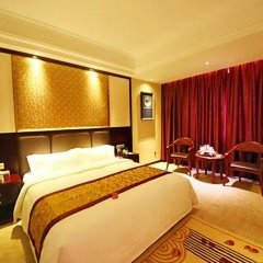 Xian Flying Dragon Hotel комната для гостей фото 3