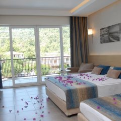 Kervansaray Marmaris Hotel & Aparts 4* Стандартный номер фото 4