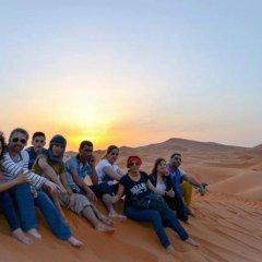 Отель Desert Berber Fire-Camp Марокко, Мерзуга - отзывы, цены и фото номеров - забронировать отель Desert Berber Fire-Camp онлайн фитнесс-зал фото 3