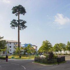 Отель Newtown Inn Мальдивы, Северный атолл Мале - отзывы, цены и фото номеров - забронировать отель Newtown Inn онлайн парковка