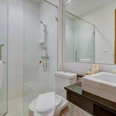 Отель The Pelican Residence & Suite Krabi Таиланд, Талингчан - отзывы, цены и фото номеров - забронировать отель The Pelican Residence & Suite Krabi онлайн ванная фото 2