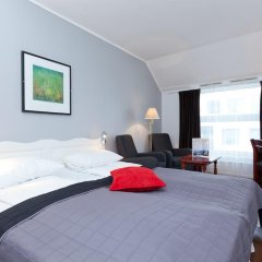 Отель Bodo Hotell 3* Стандартный номер с двуспальной кроватью