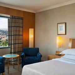 Sheraton Ankara Hotel & Convention Center 5* Стандартный номер двуспальная кровать фото 4