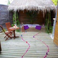 Отель Kuredu Island Resort 4* Вилла с различными типами кроватей фото 14