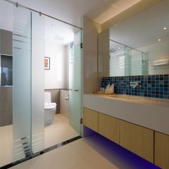 Отель Deep Blue Z10 Pattaya Стандартный номер с различными типами кроватей фото 5