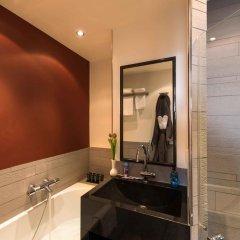 Отель Htel Serviced Apartments Amsterdam Нидерланды, Амстердам - отзывы, цены и фото номеров - забронировать отель Htel Serviced Apartments Amsterdam онлайн ванная