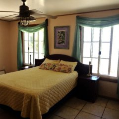 Отель Reef Point Beach House Гондурас, Остров Утила - отзывы, цены и фото номеров - забронировать отель Reef Point Beach House онлайн комната для гостей фото 5