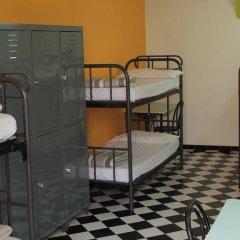 Hostel New York Кровать в общем номере с двухъярусной кроватью фото 3