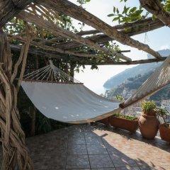Отель Villa Marietta Италия, Минори - отзывы, цены и фото номеров - забронировать отель Villa Marietta онлайн приотельная территория фото 2