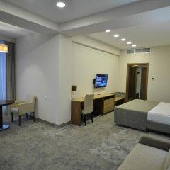 Альфа Отель комната для гостей фото 2