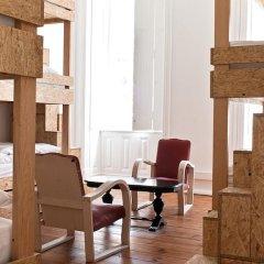 The Independente Hostel & Suites Кровать в общем номере фото 7