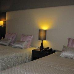 Отель Lisboa Central Park 3* Номер Делюкс с двуспальной кроватью фото 3