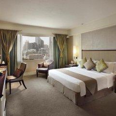 Отель Dusit Thani Bangkok 5* Улучшенный номер фото 4