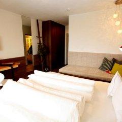 Отель Pension Örtlerhof Тироло комната для гостей фото 2