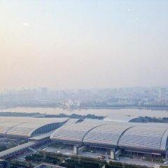 Отель Guangzhou HipHop Apartment Poly World Trade Branch Китай, Гуанчжоу - отзывы, цены и фото номеров - забронировать отель Guangzhou HipHop Apartment Poly World Trade Branch онлайн пляж