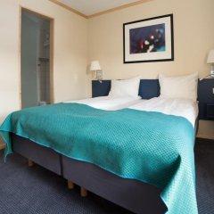 Quality Hotel Tønsberg 3* Стандартный номер с двуспальной кроватью фото 2