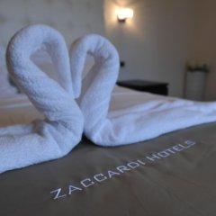 Отель Zaccardi 3* Стандартный номер с различными типами кроватей фото 19