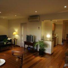 Отель Lisboa Central Park 3* Люкс с различными типами кроватей фото 7
