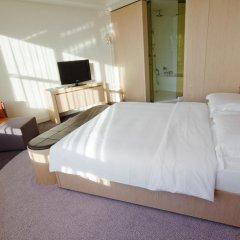 Гостиница Хаятт Ридженси Екатеринбург 5* Номер Делюкс разные типы кроватей