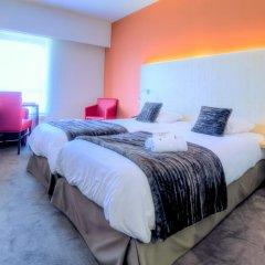 Hotel Alize Mouscron 4* Стандартный номер с различными типами кроватей фото 6