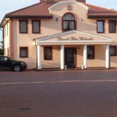 Отель Dworek Pani Walewska Польша, Гданьск - отзывы, цены и фото номеров - забронировать отель Dworek Pani Walewska онлайн парковка